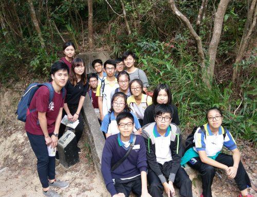 流動教室 – 香港保衛戰
